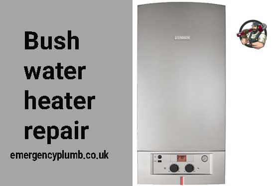 Bush water heater repair