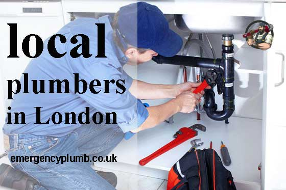 local plumbers London