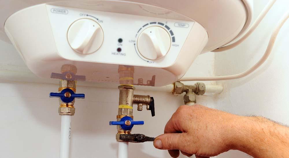 Troubleshooting for water heater repair