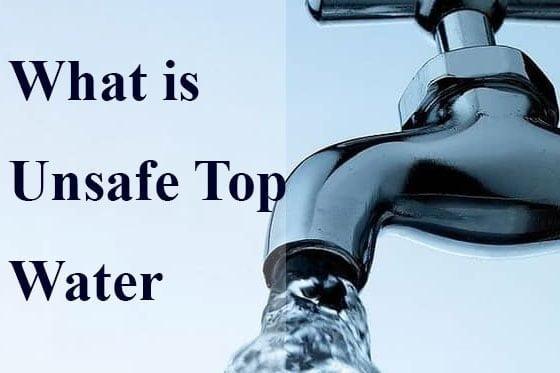 top water