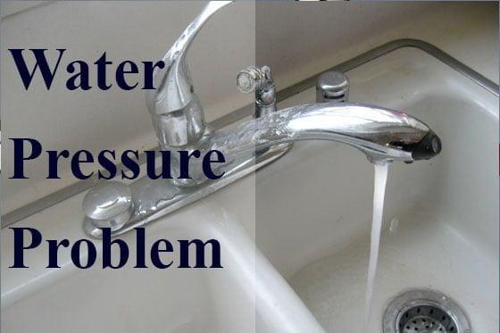 Water Pressure Problem