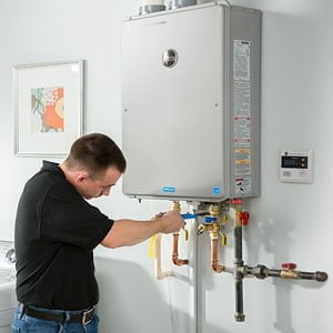 Introduction to water heater components for water heater repair