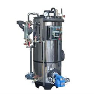 Install an economizer to increase boiler efficiency.