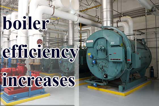 Follow increase boiler efficiency tips
