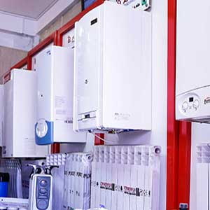 Reduce consumption and problems with the heating package