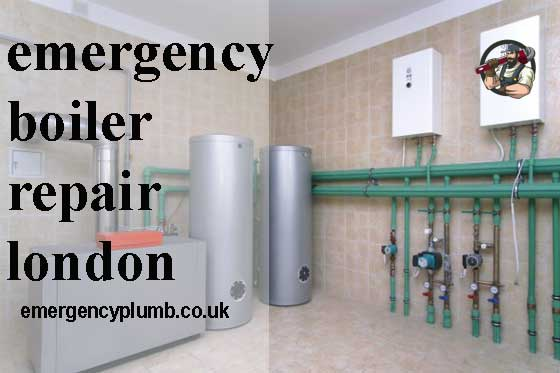 emergency boiler repair london
