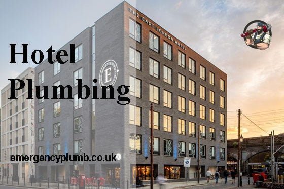 Plumbing Facilities - Design of Hotel Plumbing System