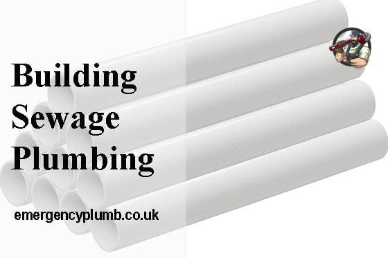 Building Sewage Plumbing