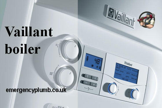 Vaillant boiler and failure