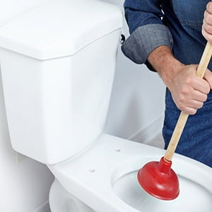 What is a toilet siphon and what is its use?