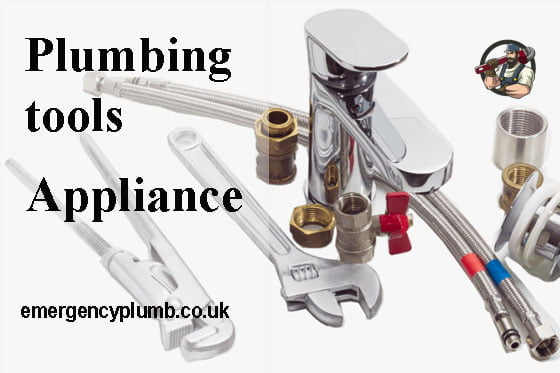 Plumbing tools((emergencyplumb.co.uk))