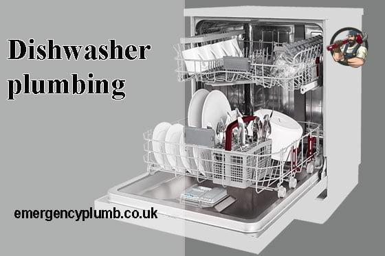 Dishwasher plumbing tips and procedures