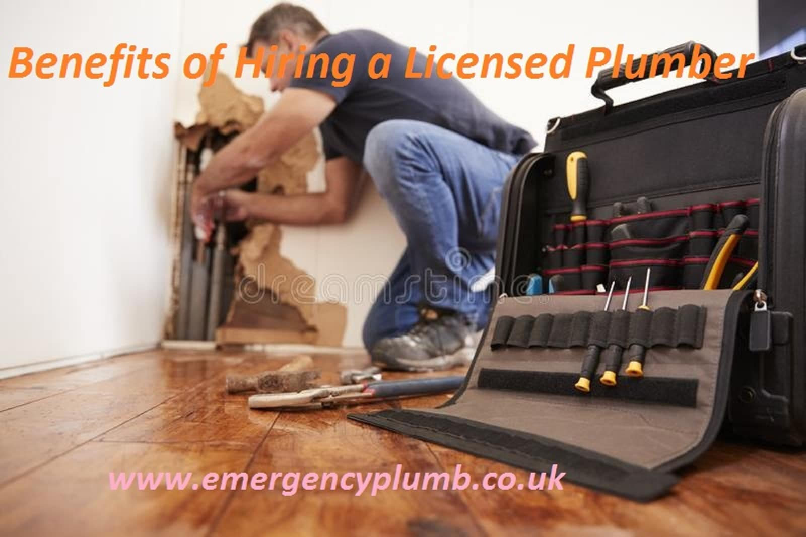 benefits of hiring a licensed plumber